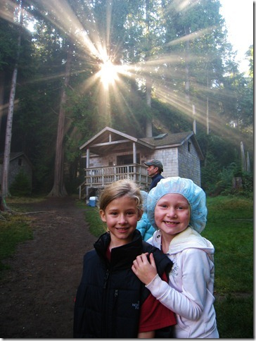 Sophia & Troy at Camp Orkila for Indian Princesses