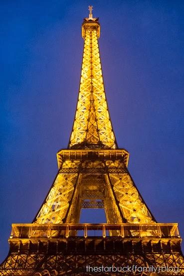 First Day in Paris-Eiffel Tower blog-33
