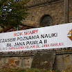 Nawiedzenie relikwii bł. Jana Pawła II