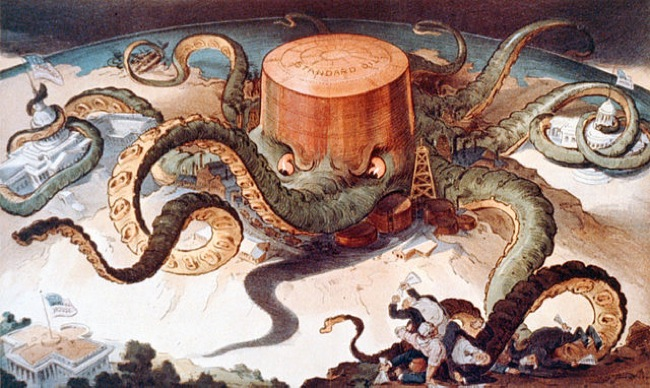 CC Photo Google Image Search Source is upload wikimedia org  Subject is 640px Standard oil octopus loc color