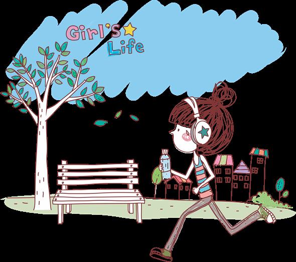 vida de garota