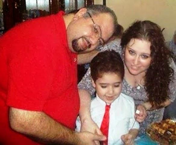 Morto_Egipto_Familia