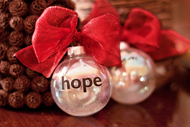 hopeornament