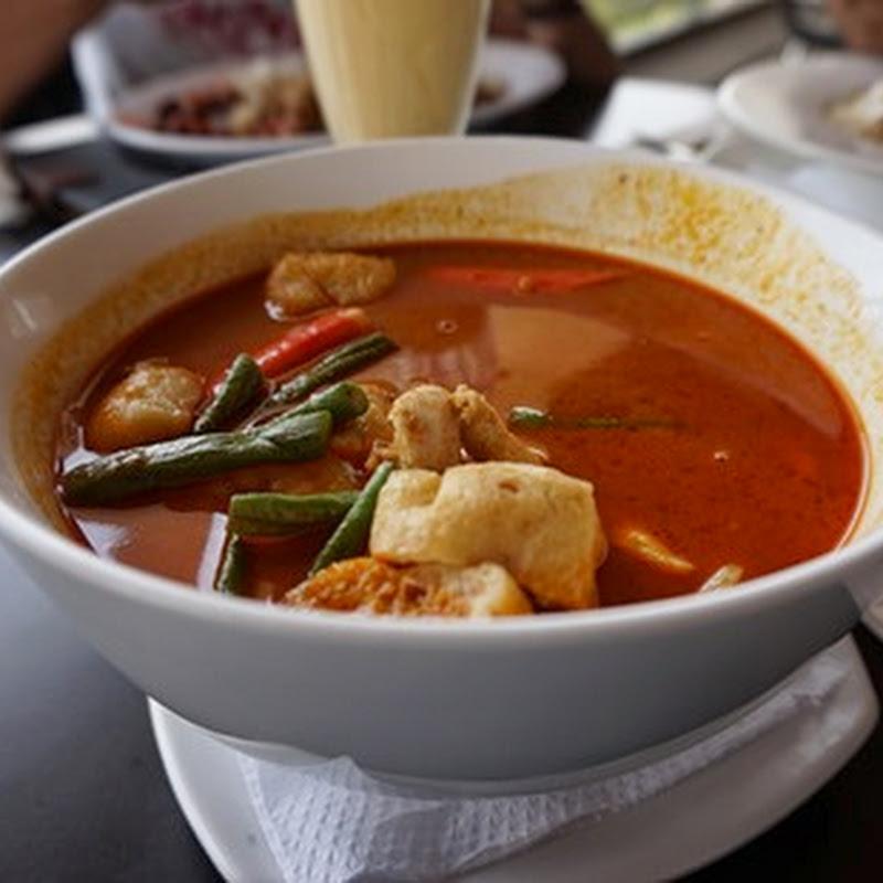 Makan di Maritime Putrajaya