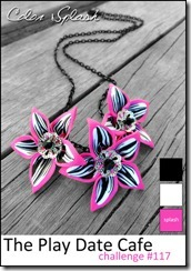 story119 colour splash hot pink