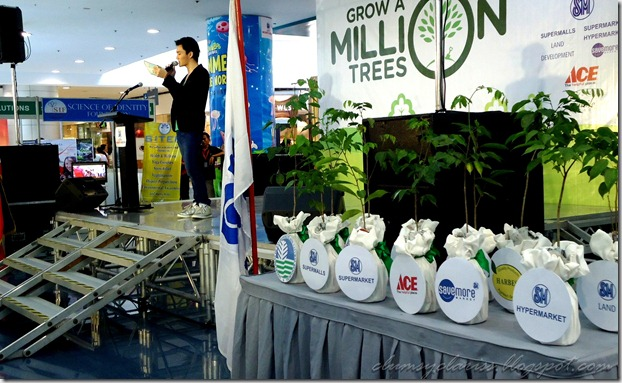 Would You Dare Grow One Million Trees in 5 Years?