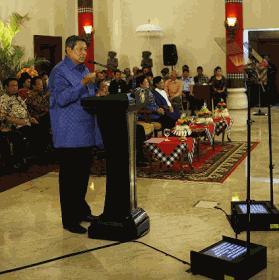 rahasia alat bantu pidato presiden