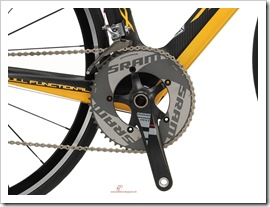 TTRX_road bike_chainwheel closeup
