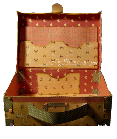 The Cutting Caffe - Suitcase Box - CRAFT GDT - Ruthie Lopez 2