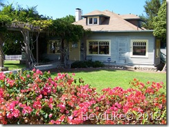 La Jolla Historical Society Cottage