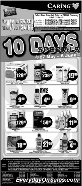 caring-pharmacy-promotion-2011-EverydayOnSales-Warehouse-Sale-Promotion-Deal-Discount