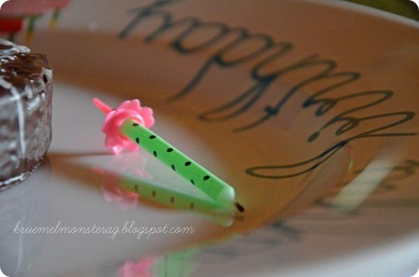 Christophers 14. Geburtstag - Pustekuchen
