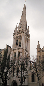 American cathedral paris