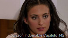 Corazón Indomable Capitulo 142