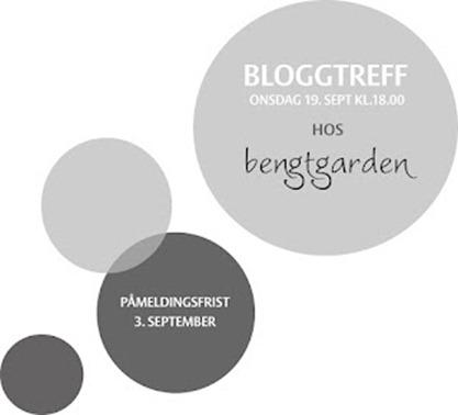 BLOGGTREFF ONSDAG 19.09.12