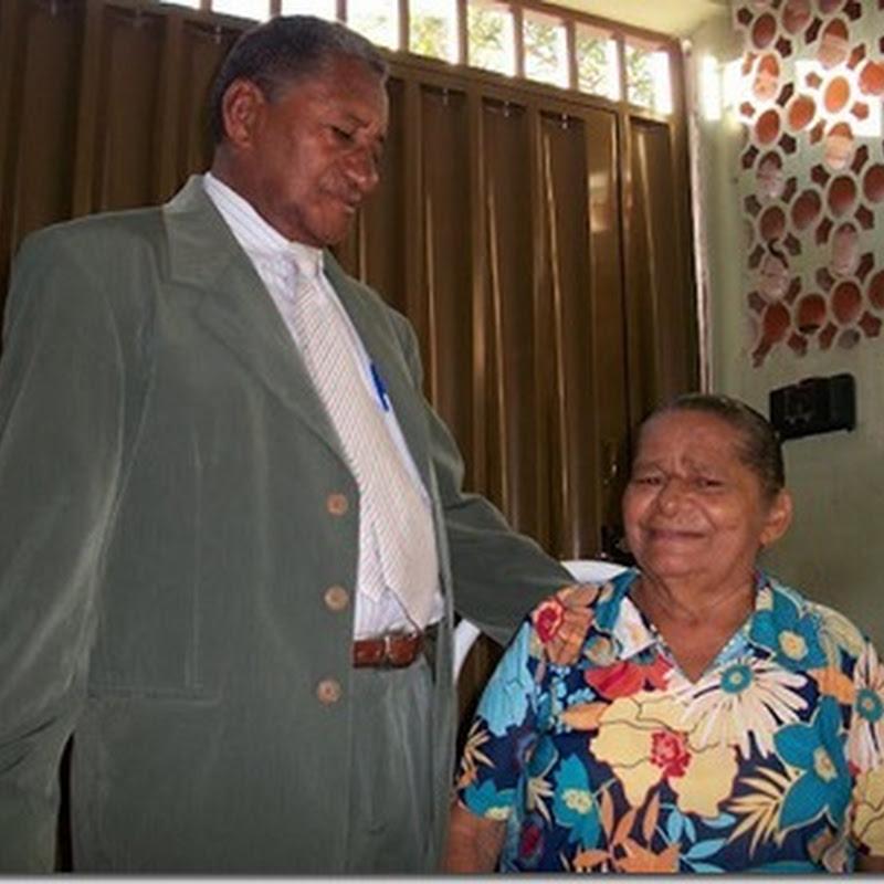 Morre esposa do Pastor José Hermínio