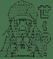 千石撫子「せーの!」 (化物語)