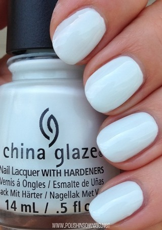China Glaze New Birth (The Giver Collection)
