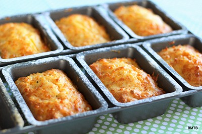 Pumpkin and Parmesan mini loaves1