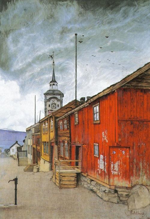 Sohlberg-Gate_i_Røros