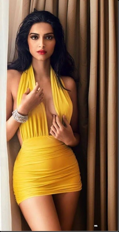 Sonam Kapoor – GQ Indiaaugust-2013-issue