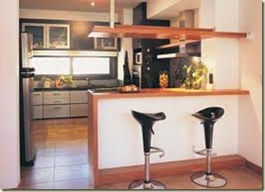 Decoración de Cocinas con Barra