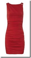 Michael Michael Kors Ruched Dress