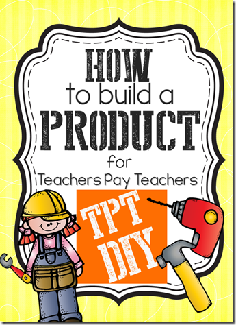 If you want to get started on TpT or improve your products click here for some tips from top sellers