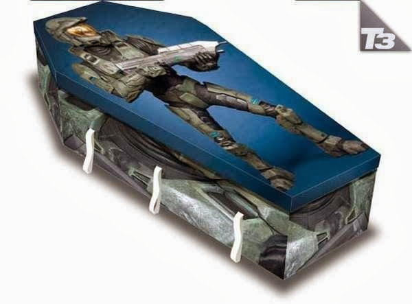 Halo-Coffin