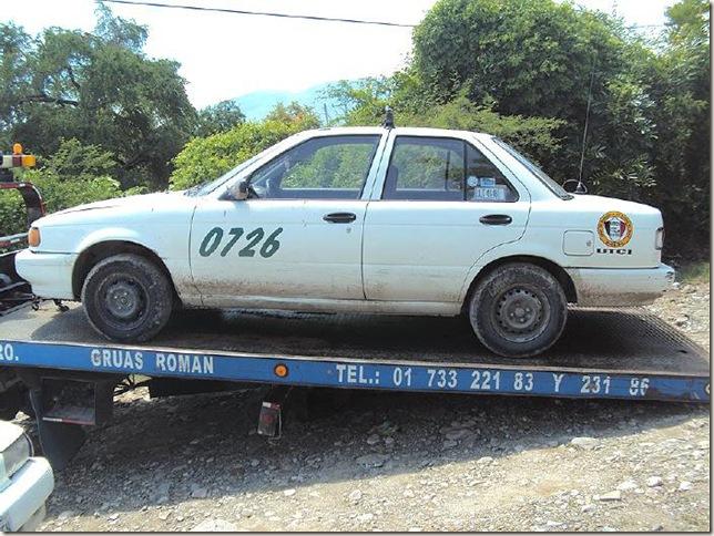 taxi recuperado