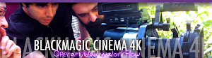 BlackMagic Cinema 4K