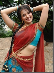 saloni in_half saree