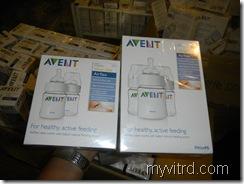 botol susu Avent 2