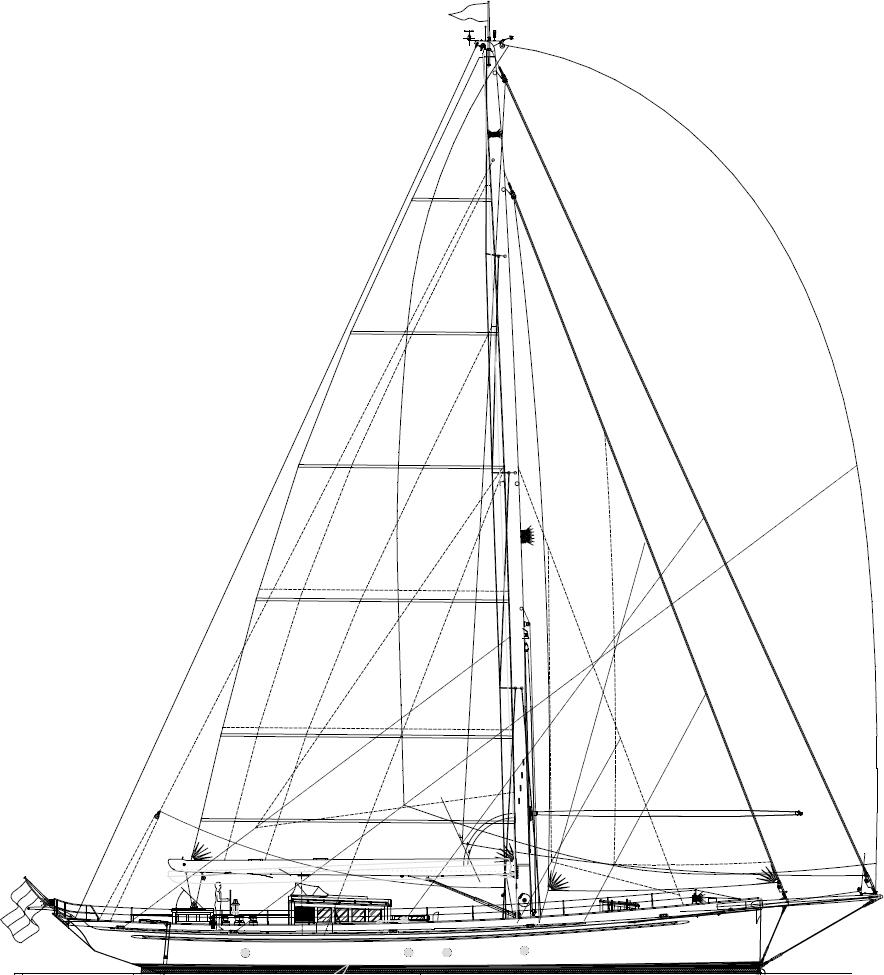 donan raven u0027s sailing trivia the revival of pilot cutter design