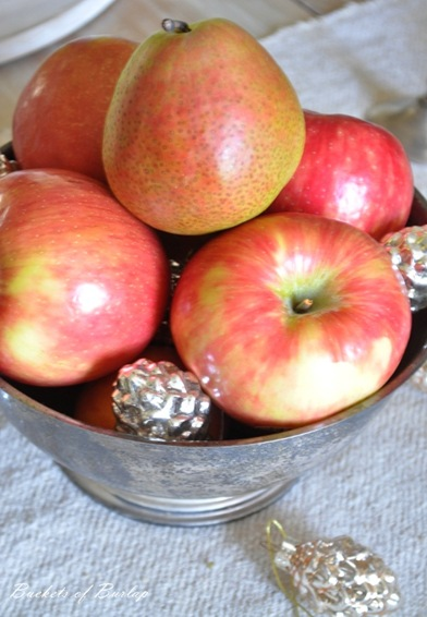 autumn apples & pears