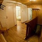 Corridor 2ème étage chalet L'Orée du Bois - Location - Les Carroz