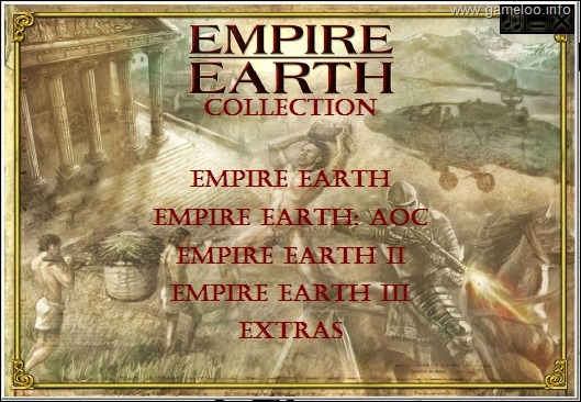 Empire Earth 1 + 2 + 3 Collection (WBB Edition)