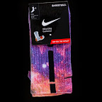 nike basketball elite lebron socks area72 1 02 Matching Nike Basketball Elite Socks for LeBron 9 Miami Vice