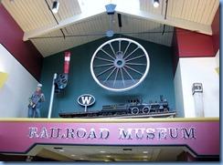 1825 Pennsylvania - Strasburg, PA - Railroad Museum of Pennsylvania