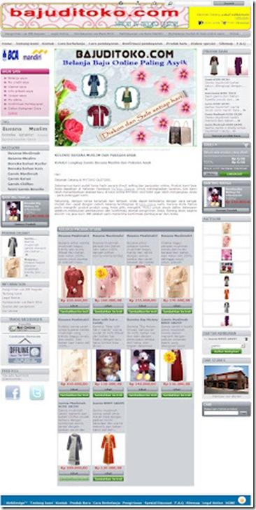 Screenshot toko online MYTOKO-juli-2012