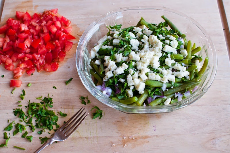 green bean salad GF-1843