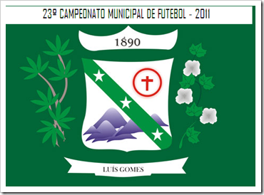 BANDEIRA DO MUNICIPAL 2011