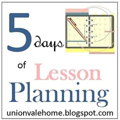 lessonplanning