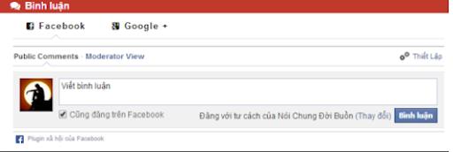 Facebook va G+