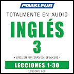 ESL Spanish Phase3 PIMSLEUR: Curso de Inglés para Hispanohablantes (English for Spanish Speakers)