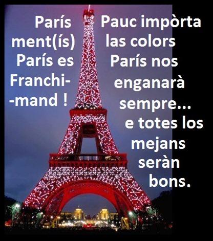París engana sempre