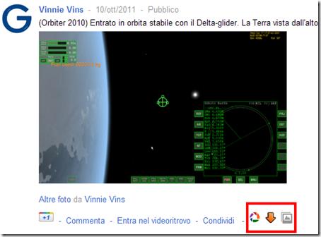 DownloadSupport for Google+ scaricare immagini da Google+