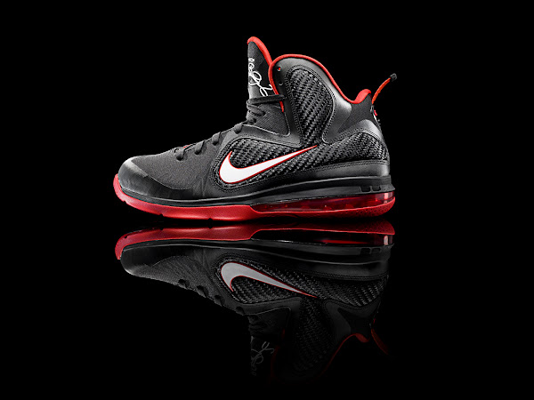 Nike LeBron 9 Officially Unveiled Coming to Nike iD Soon