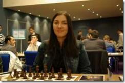 WGM Irina Bulmaga, Romanian