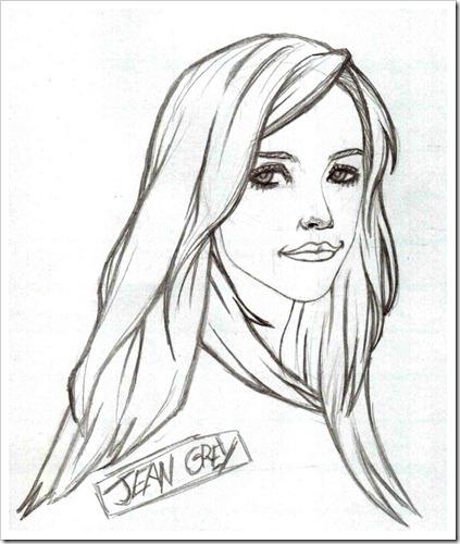 Jean Grey estilo souph